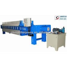 Zhejiang Low Price hydraulic Chamber Filter Press Machine