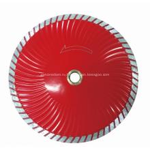 Алмазный диск с турбонаддувом специальной конструкции серии Lightning