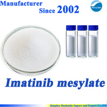 HOT !! Usine d'usine de GMP de haute qualité Imatinib mesylate CAS 220127-57-1
