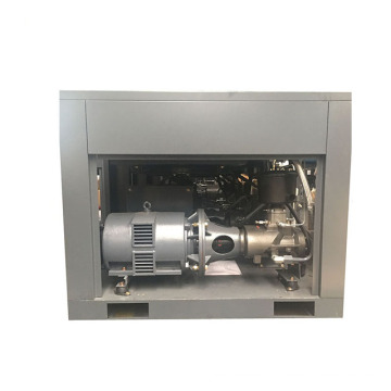 8bar - 12Bar 75HP 55KW oil injected rotary screw air compressor