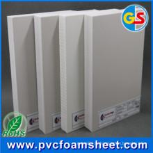PVC-starre Platte / PVC-steife Platte / PVC-steife Platte