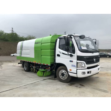AUMARK-C33 Foton Road Sweeper Truck
