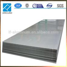 6063 Feuille d'alliage d'aluminium