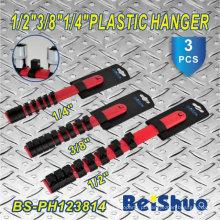 9 Clips 3/8-Inch Drive Plastic Socket Holder