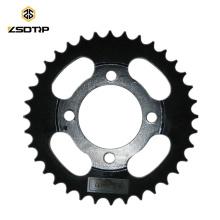 SCL-2012090432 428H-36T Rear Sprocket Motorcycle Transmission CD110 Motorcycle Rear Sprocket