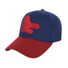 Raised Embroidery Black Baseball Cap