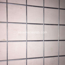 Hot Dipped Galvaniserad Svetsad Wire Mesh Panel