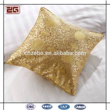 Hot Sale Throw Pillow alta qualidade personalizado poliéster barato almofada macia