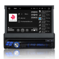 Universal de 7 pulgadas solo din Car dvd Player