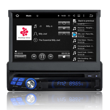 7 ιντσών single din Car dvd universal Player