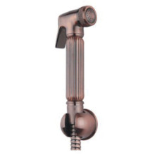 Bidet Laiton Douche Finition Bronze