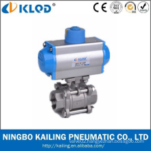 High Temperature 3 Inch Stainless Steel Ball Valve
