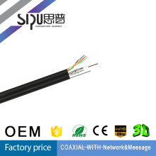 SIPUO mercancías de china CCTV cable RG59 + energía para HD cámara video rg6, rg59, rg58 cable coaxial