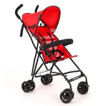 Gros bébé poussette pliant portable quatre roues bébé transport