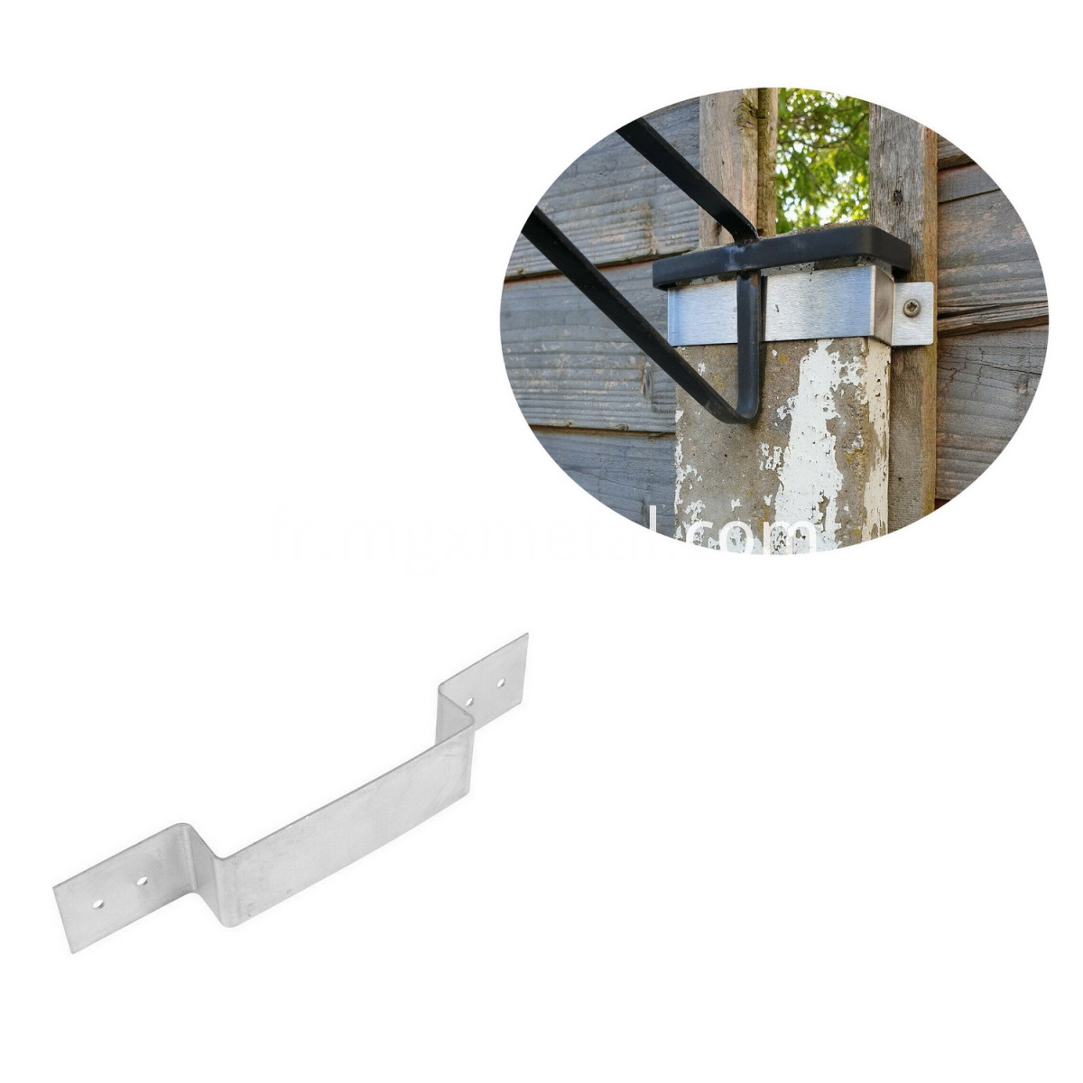 Fence Security Bracket