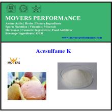 Los mejores aditivos alimentarios de calidad Sweetener Acesulfame K Powder