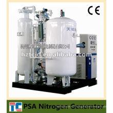 Ensemble complet d'usine de gaz nitrogène CE Approbation