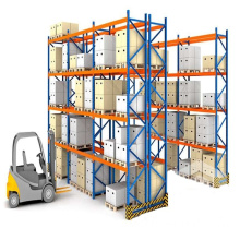Generell verwendete Warehouse Shelves System