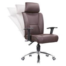 Chaise de bureau multifonctionnelle haute direction de cuir Swviel en cuir (HF-A1543)