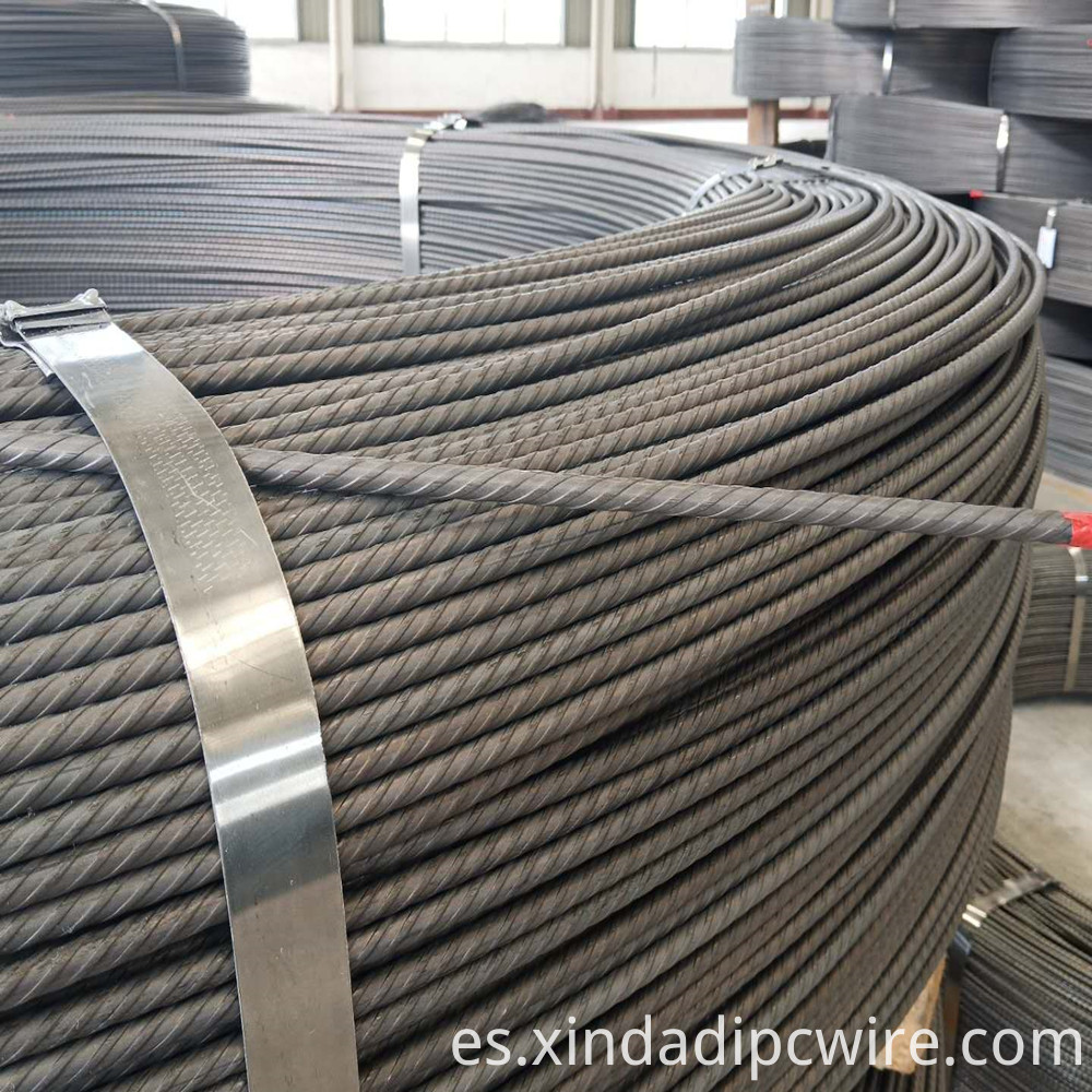 4.8MM HTS PC Steel Wire