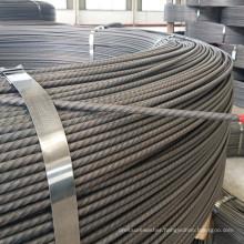 9mm Prestressed Concrete steel wire for concrete poles