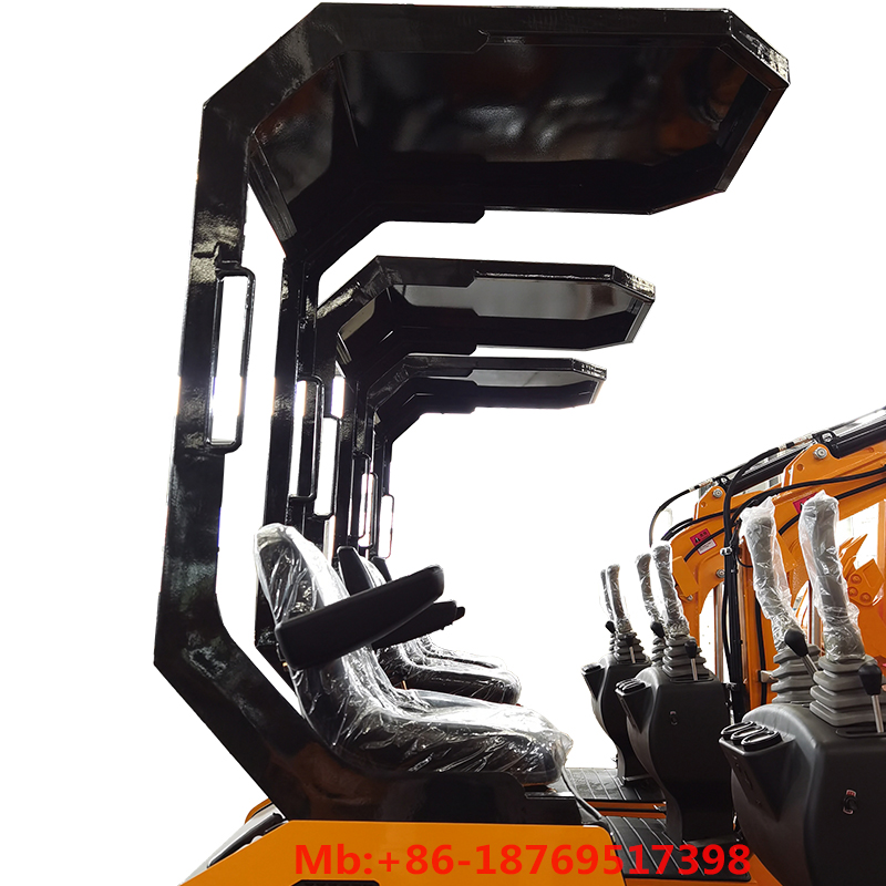 new mini excavator 0.8 ton