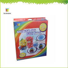 Fabricación de muñecas DIY, manualidades para niños, muñecas y animales