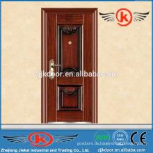 JK-S9206 Stahlrahmen Stahl Sicherheit Eingang Türen Wohn-