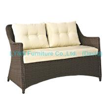 Wicker Love Seat Sofa Garden Chair Garden Furniture