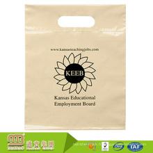 Usine prix de gros personnalisé non toxice hdpe sacs en plastique utilisés dans les supermarchés