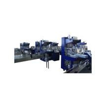 Machine d'emballage rétractable Machine d'emballage de film rétractable