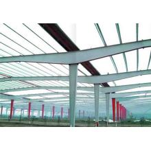 High Quality Designed Light Steel Structure Building Workshop