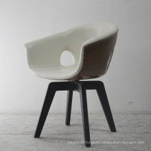 Modern Design Furniture Dining Room Dining Chair with Metal Leg