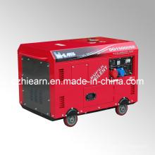 10kw Air-Cooled Zwei Zylinder Diesel Generator Set (DG15000SE)
