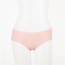 Calcinha feminina sem costura cueca cola elástica hipster reciclada