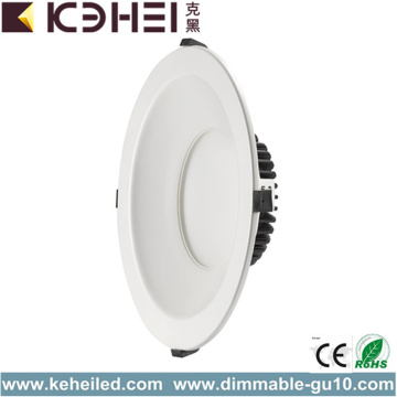 Grandes Downlights LED de 10 pulgadas y 230 mm de blanco frío
