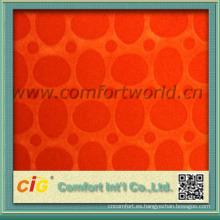 tela de poliéster textil hogar moderno