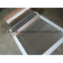 Cibles d'hafnium de haute pureté pour revêtement