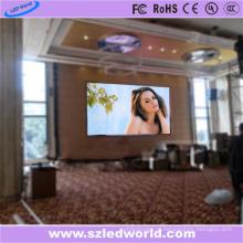 В HD 2.5 крытый полноцветный светодиодный дисплей панели экран завода