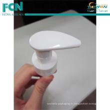 pompe à lotions en plastique 24/410 distributeur de liquide liquide liquide