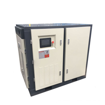 China manufacturer variable frequency screw air compressor 30HP 22KW