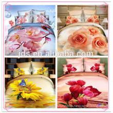 3D polyester bed sheet/bed sets
