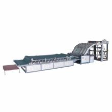 Fully automatic flute laminating machine