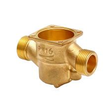 Brass Investment Casting Solenoid Valves