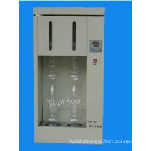 Soxhlet extraction used for grain/feed/oil/solid/500ml*2 SXT-02 Lab equipment