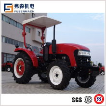 45HP 4wheel Drive Wheel Tractor with Canopy