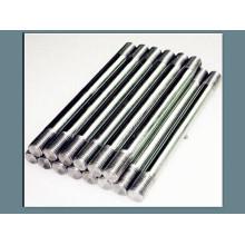 Largement utilisé dans le verre, électrode de molybdène de verre