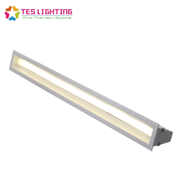 waterdichte neon led track light wall washer