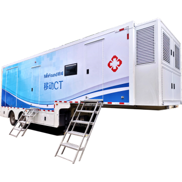 Semi-remorque Mobile Medical CT