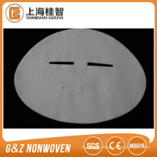 nonwoven cosmetic tencel mask pack facial mask sheet supply